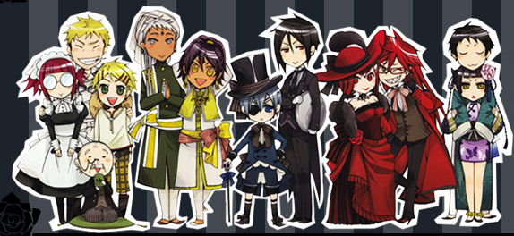 Kawaii Black Butler
