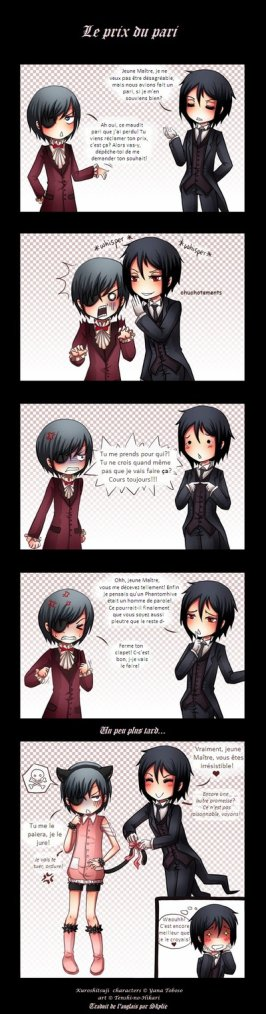 Black Butler Kawaii