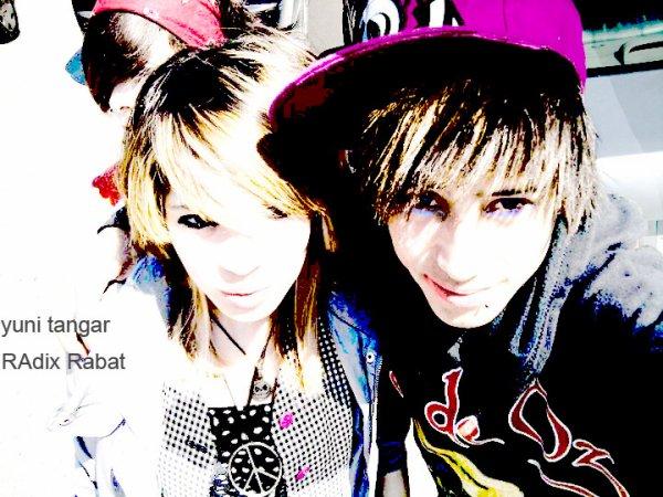 me avec yuni : new photo 2011