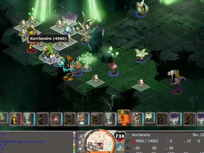 Exploit vs Korriandre roung 1