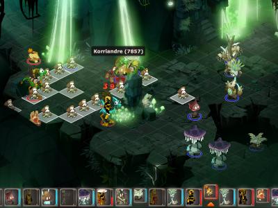 Exploit vs Korriandre roung 2