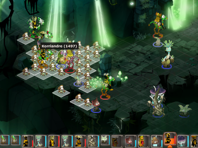 Exploit vs Korriandre roung 4