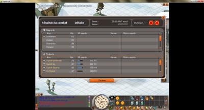 Exploit vs Korriandre roung 5