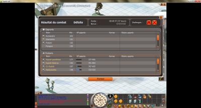 Exploit vs Korriandre roung 8