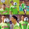 Cristiano Ronaldo: Entraînement avec le Portugal