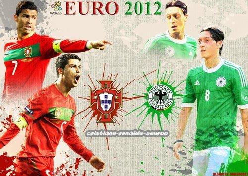 Match Allemagne - Portugal