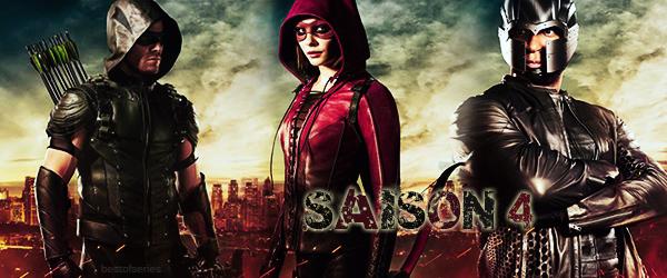 Arrow - Saison 4 : Les Episodes