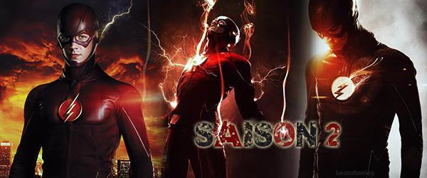 The Flash - Saison 2 : Les épisodes