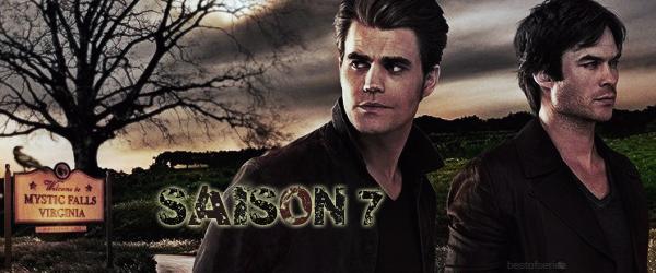 The Vampire Diaries - Saison 7 : Liste des épisodes