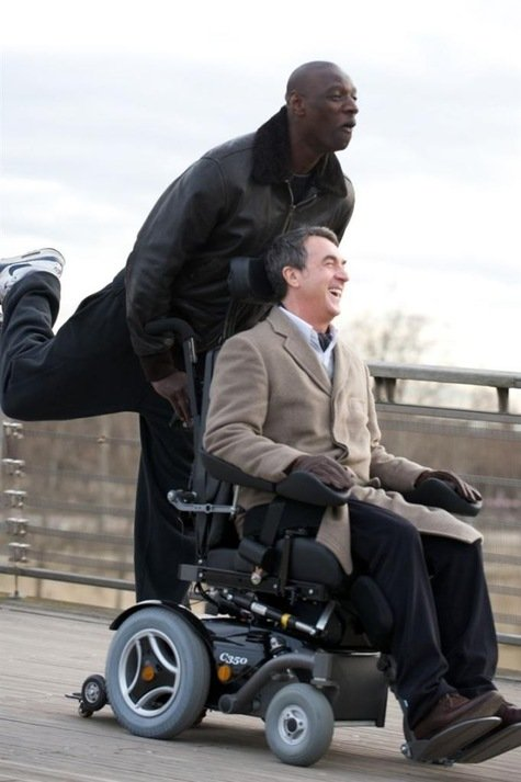 « Mon handicap, ce n'est pas de vivre dans un fauteuil, c'est de vivre sans elle.»
