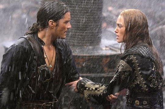 «Nulle cause n'est perdue s'il y a encore un pauvre fou prêt à se battre pour elle. » Pirates des Caraïbes