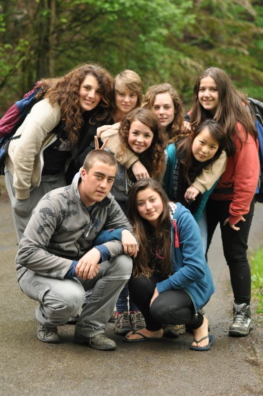 we nature 2013 : photo de groupe officielle