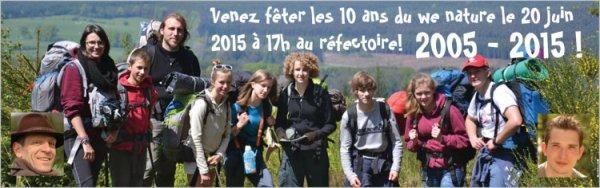 """Bienvenue sur le blog """"wenaturesartay"""" du Collège du Sartay!"""