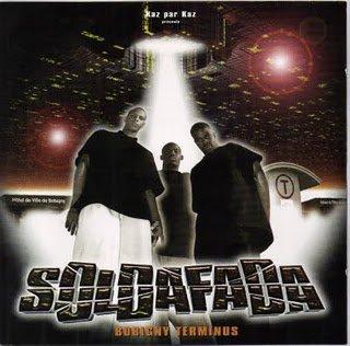 SOLDAFADA ( lancien groupe de NAKK MENDOSA (composé de NAKK MENDOSA et de 2 freres ,BOOGIE,ARMAND ) titre de l'album (bobigny terminus)