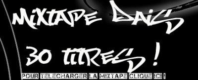 DAIS (mixtape 30 titres a télécharger )