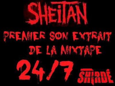 SHIRDE (mixtape 24/7 ) sortie courant 2012