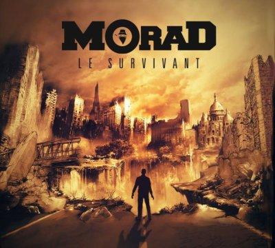 MORAD de la SCRED CONNEXION nouvelle album ( le survivant )
