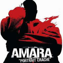 AMARA titre de l'album ( portrait craché ) année 2006  rappeur de colombes dans les hauts de seine (92)