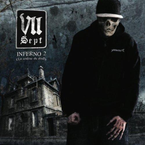 VII sept titre de l'album inferno 2 ( la couleur du deuil )