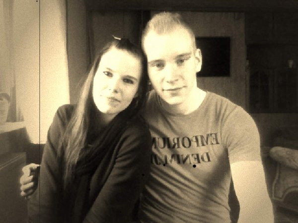 ma grande soeur et moi ;-)