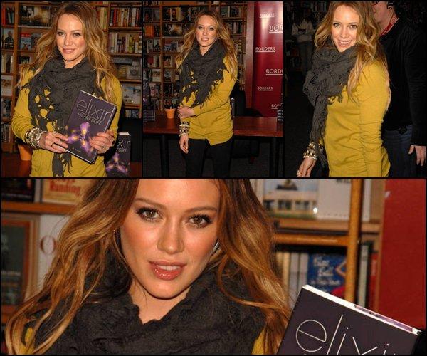 30 / 11 / 10 : Hilary dans Studio City & Chez le Coiffeur, TOP / FLOP ?