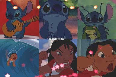 Lilo & Stitch.