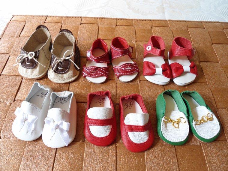 des chaussures !
