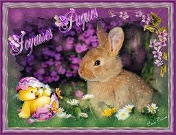 Joyeuses fëtes de Pâques à tous !