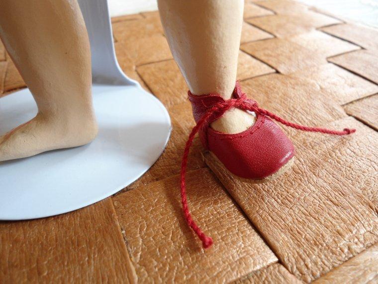 des chaussures pour Loulotte