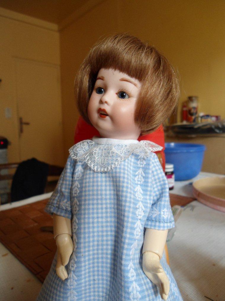 une chemise de nuit pour Loulotte