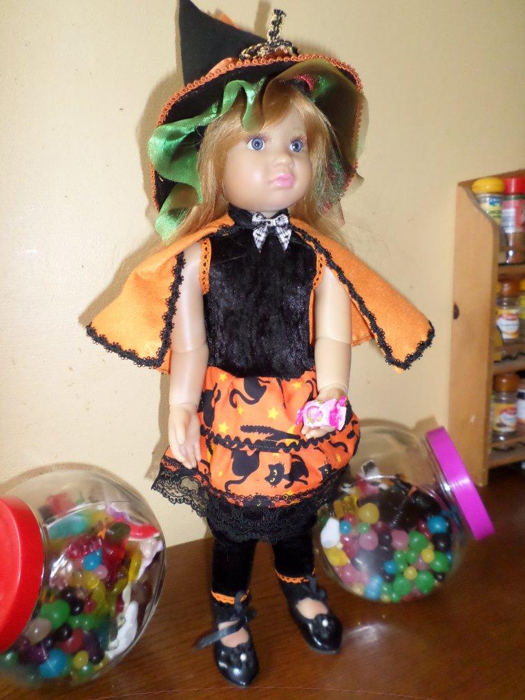 Halloween se prépare tout doucement !!!!