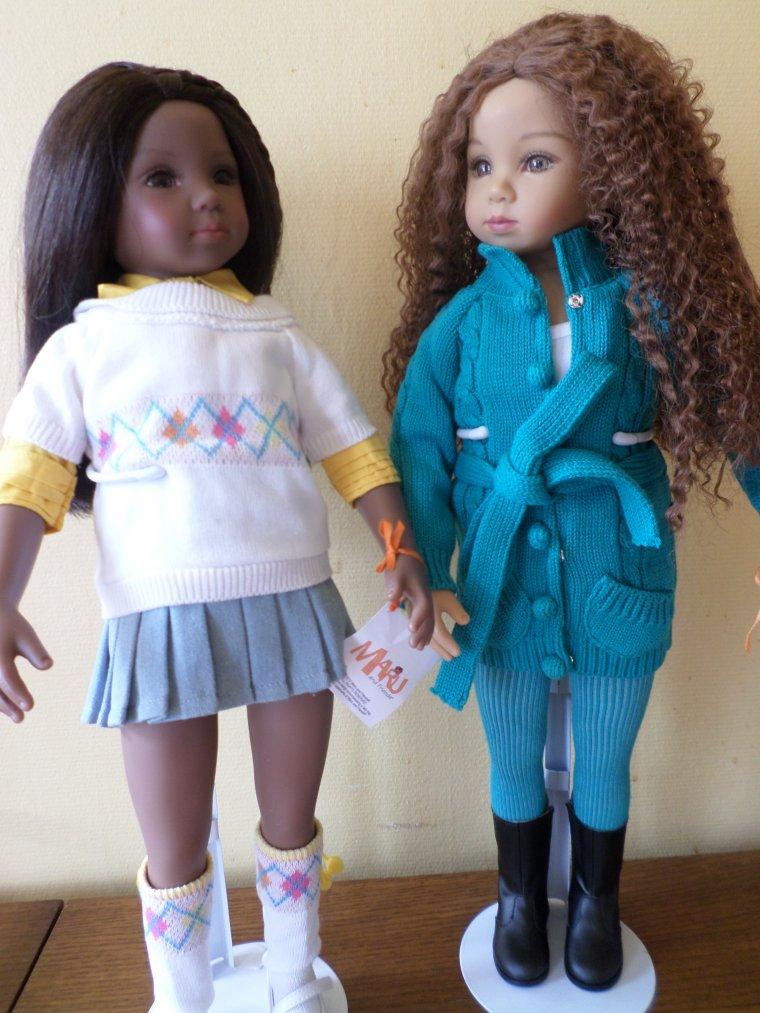 """la collection s'agrandit ! """"Maru And Friends """""""