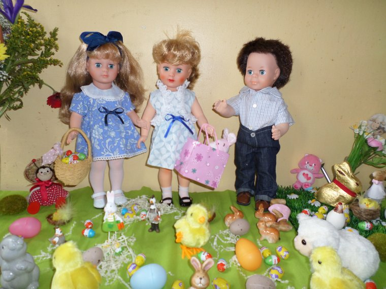 Joyeuses Pâques à tous !!!!