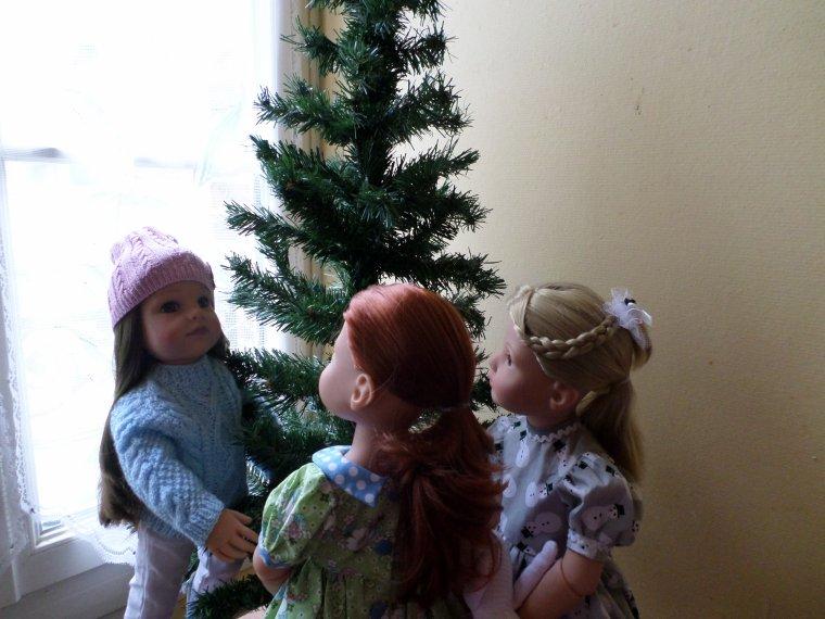 le Noël des Poupées en coulisse !