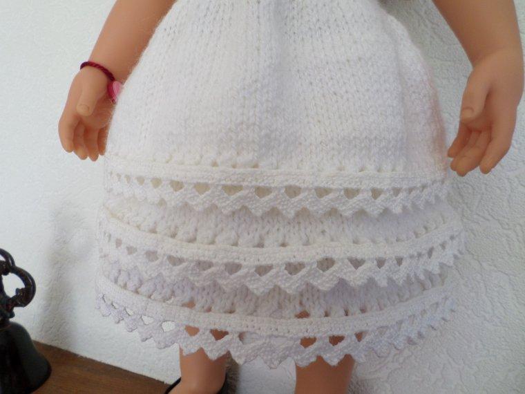 un robe pour changer un peu !