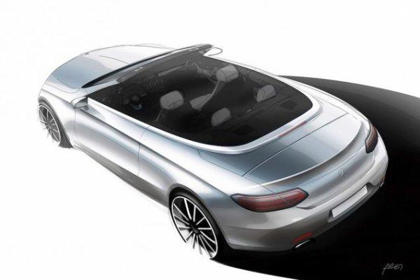 La Mercedes Classe C devient cabriolet !