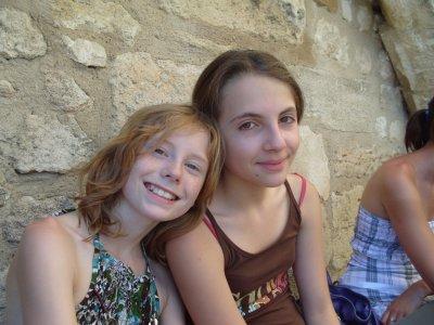 Vacances en Provence avec Mathilde