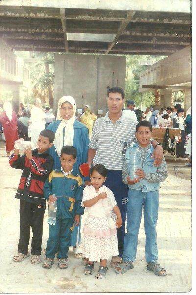 mon famille