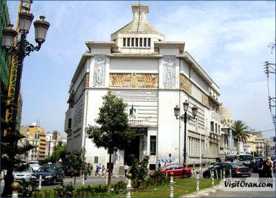 Palais des Arts et de la Culture d'Oran