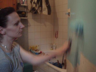dans ma salle de bain.. ;)