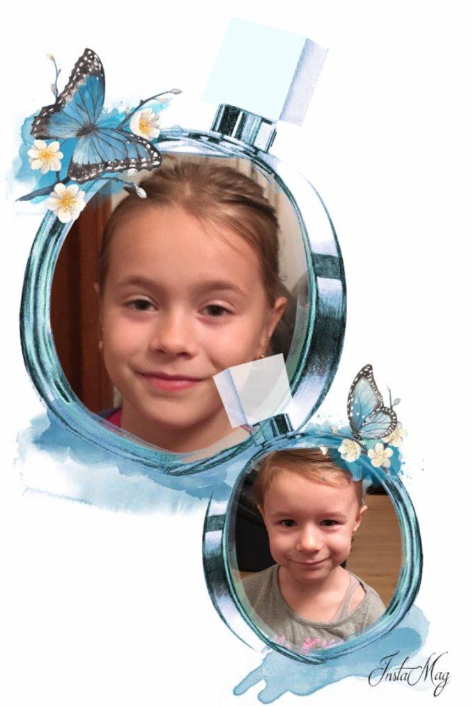 Mes filles chéries