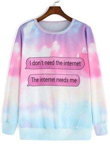 Je n'ai pas besoin d'Internet :| C'est Internet qui a besoin de moi ^^