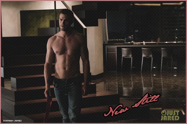 . 03/02/18.─Voici un tout nouveau still du film Untogether dans lequel joue notre talentueux Jamie Dornan.  .