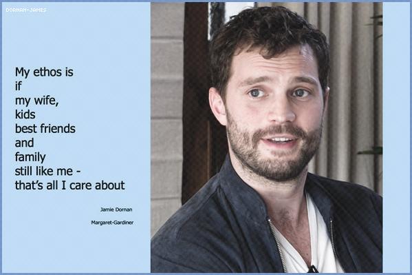 . 04/02/18.─Lors de la conférencede presse , Jamie a éprouver le besoin de s'exprimer sur ce qu'il ressentait. Traduc :Mon ethos est si ma femme,mes gamins,meilleurs amis et famille sont toujours avec moi c'est tout ce qui m'importe. .