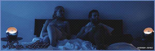 . UNTOGETHER.─ Un tout nouveau still du film Untogether vient de faire son apparition. TOP J'aime bien le nouveau still de ce film, Jamie une cigarette a la bouche , sa change! J'espère qu'on aura plus de photos . .