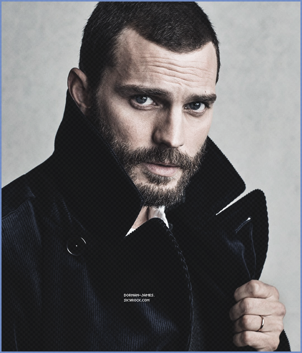 . 25/03/18.  ─ Nouvelle photo de Jamie par le photographe Nino Munoz pour Fifty Shades Freed.  .