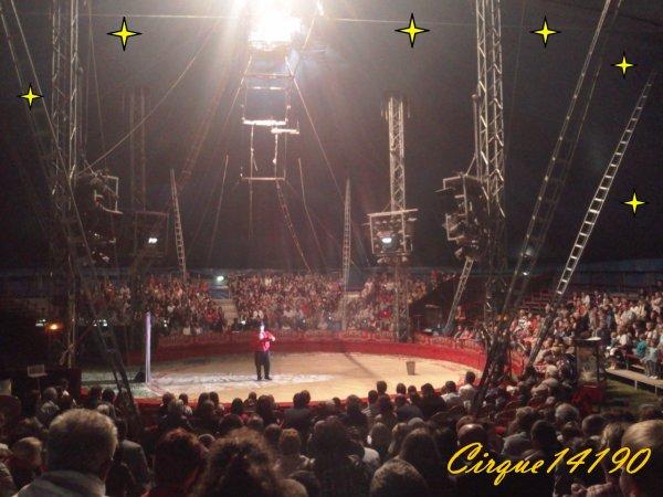 Cirque Pinder 2012 a Courseulles