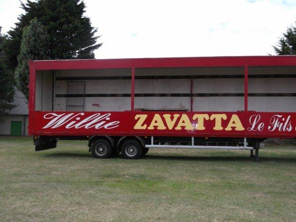 Cirque Willie Zavatta Fils 2013 à Ouistreham