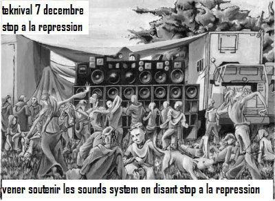 stop a la répression
