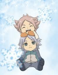 Mes chérie dans Inazuma Eleven ! ♥